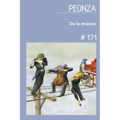 REVISTA PEONZA Nº 121 EN PDF (SOLO PAGO POR PAY PAL)