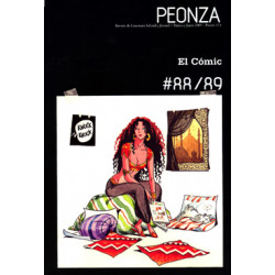 REVISTA PEONZA Nº 88 /89. EL CÓMIC